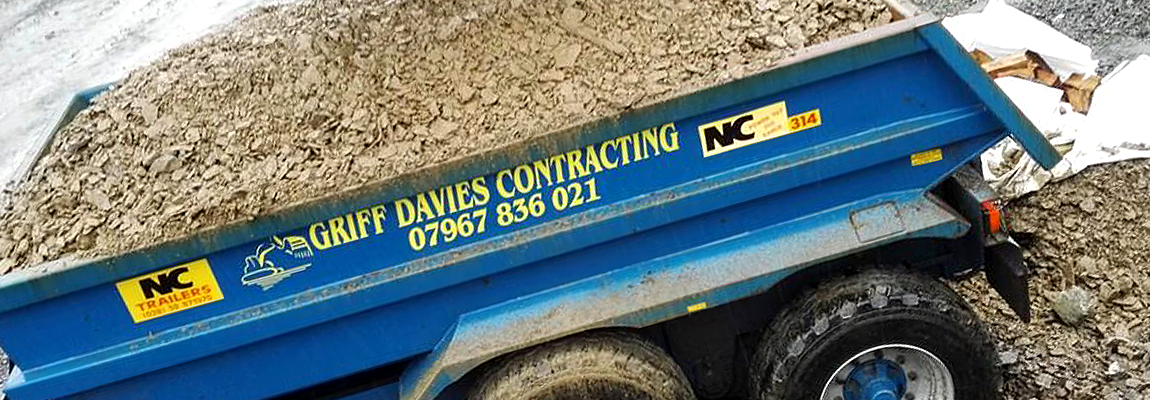 Call Griff Davies Contracting